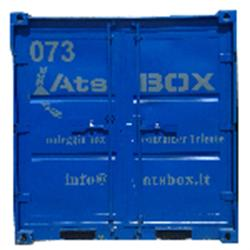 Container deposito - self storage container Atsbox
