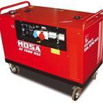 Noleggio Gruppo Elettrogeno Benzina Mosa GE7500